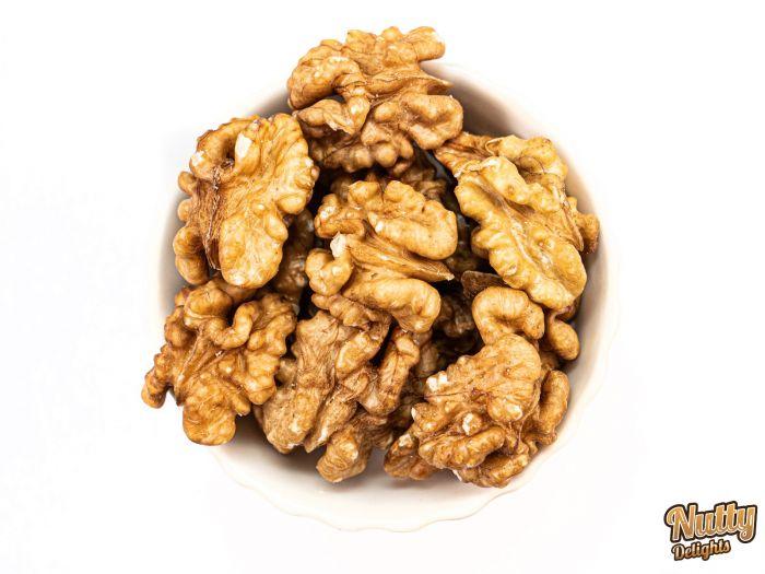 Raw Walnut Halves