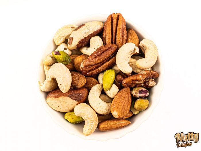 Raw Nuts Premium Mix