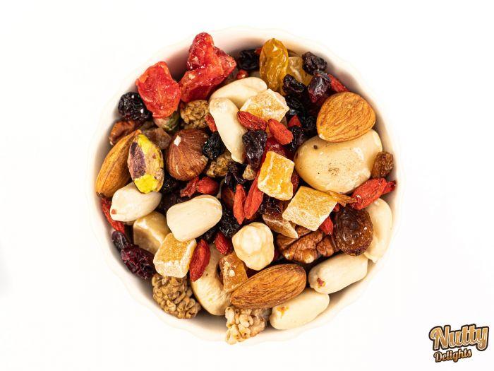 Raw Nuts & Berries Mix
