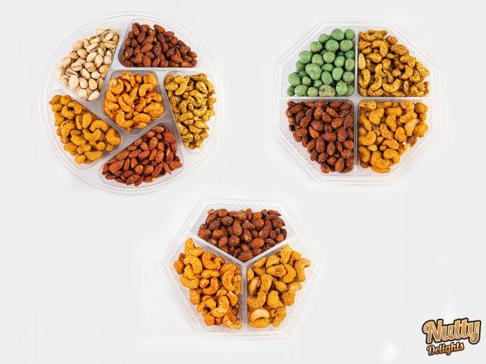 Selection Tray - Savoury Nuts Tray
