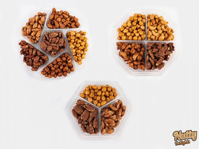 Selection Tray - Honey Caramelised Nuts