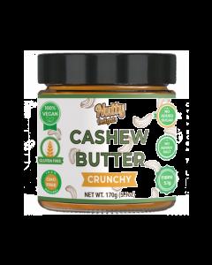"""Cashew """"Crunchy""""  Butter"""
