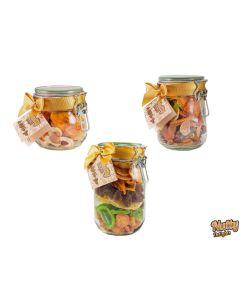 Jar of Dried Fruit