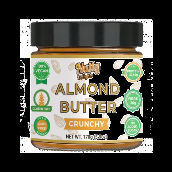 """Almond """"Crunchy"""" Butter"""