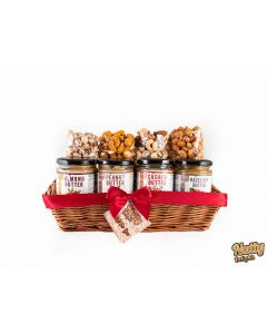Nuts about Nuts Gift Basket
