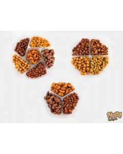 Selection Tray - Sweet & Spicy Nuts