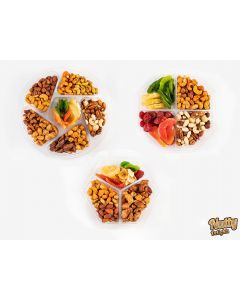 Selection Tray - Fruit and Nuts