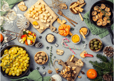 Christmas Cooking with Nutty Delights